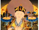 Tibetan Guru Rinpoche Thangka Thanka Paintings