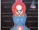 Assorted thangka Paintings