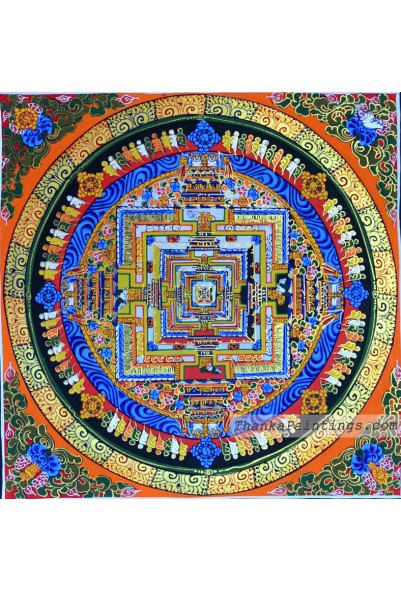 Mandala Thangka Paintings